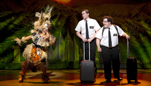 The Book of Mormon à Londres