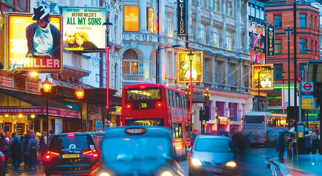 Qu'est-ce que le West-End de Londres ?