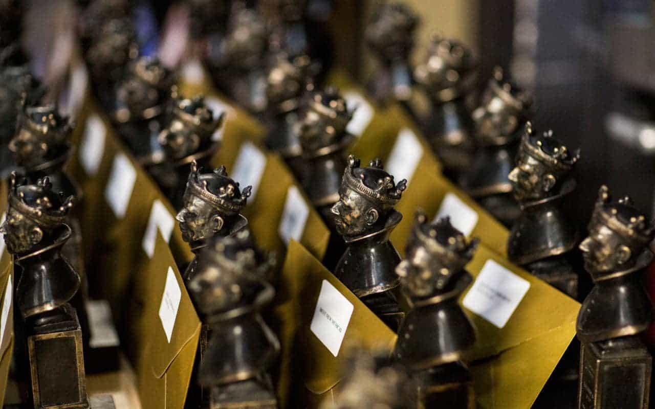 Olivier Awards : les récompenses du théâtre britannique