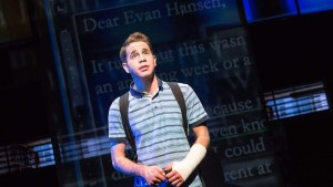 Dear Evan Hansen à Londres
