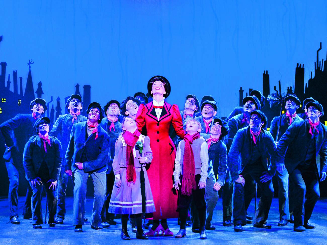 FAQ Mary Poppins : ce que vous devez savoir sur la comédie musicale à Londres