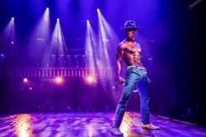 Magic Mike à Londres