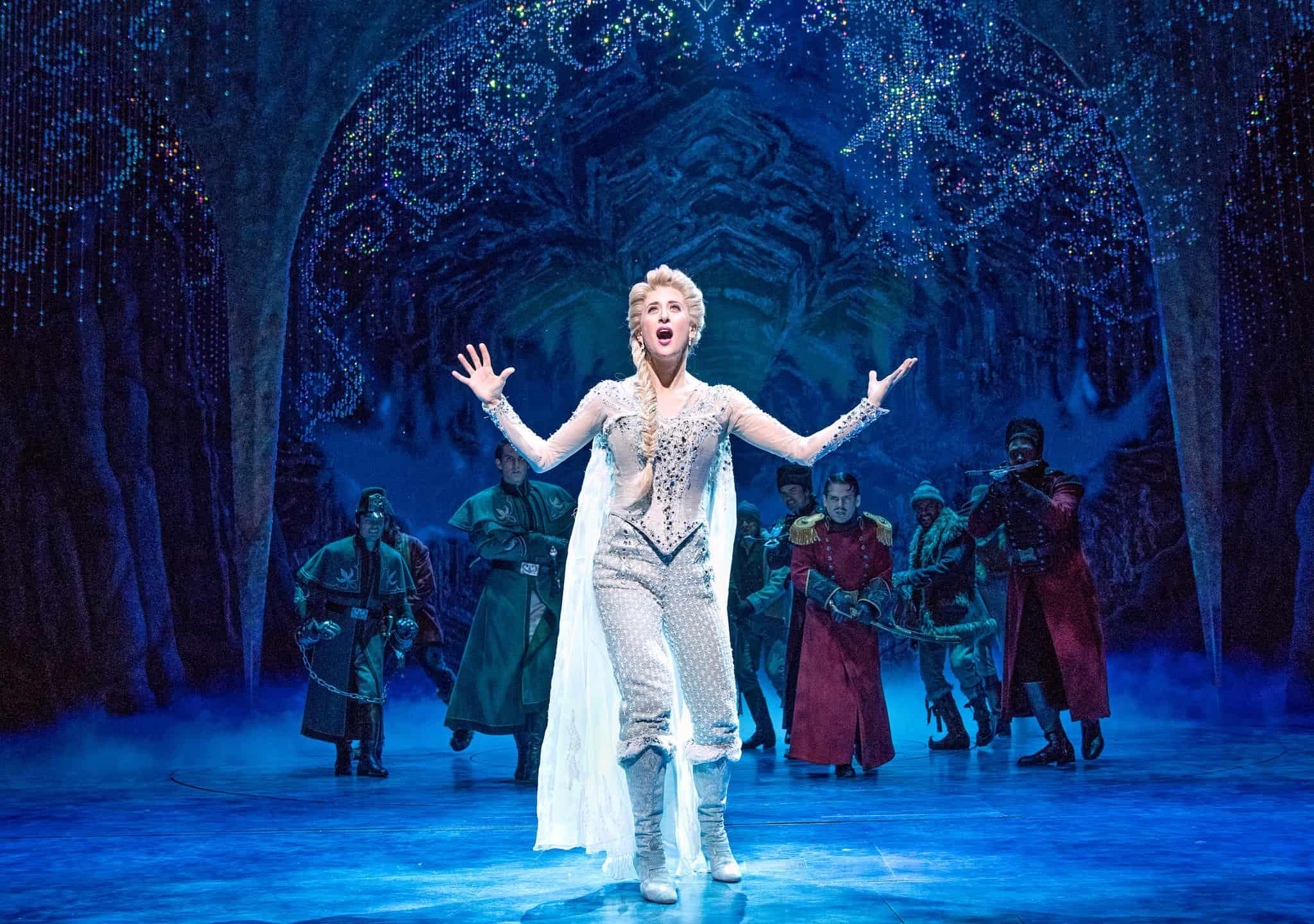 FAQ La Reine des Neiges : ce que vous devez savoir sur la comédie musicale à Londres